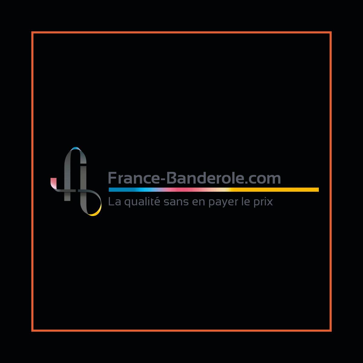 france banderole logo